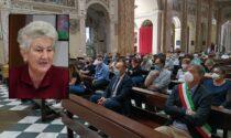 L'ultimo addio a Emilia Hoffer in basilica a Lecco