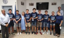 La Canottieri Lecco premia atleti e i soci storici