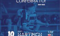 Ivan Hartingh nuovo capitano del Lecco