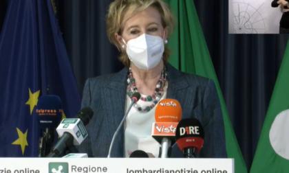 """Moratti: """"Lombardia prima regione a raggiungere l'immunità di Comunità"""""""