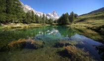 Valle d'Aosta, tra laghi da favola