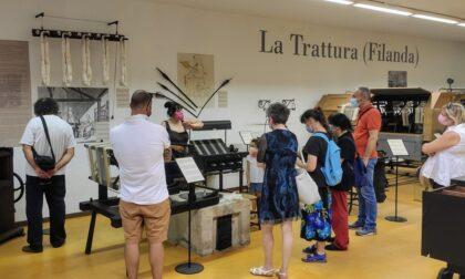 Il calendario eventi di luglio con il museo ABEGG di Garlate