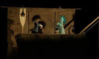 Il teatro dei burattini fa tappa a Molteno