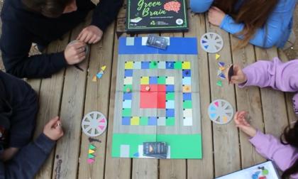 Green Brain: il gioco per educare i giovani al rispetto dell'ambiente