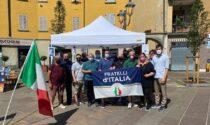 Fratelli d'Italia, battesimo della piazza per il neonato Circolo di Oggiono