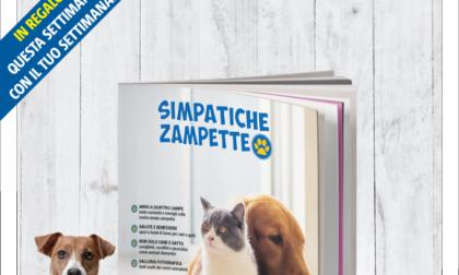 In regalo col Giornale di Lecco un magazine tutto dedicato ai nostri amici animali
