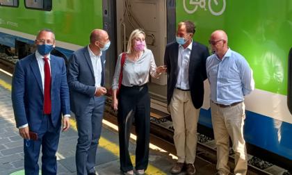 Lecco-Milano più vicine grazie ai nuovi treni Caravaggio