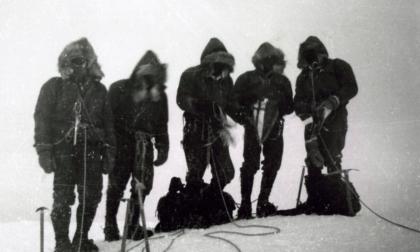 """Serata speciale il 60° anniversario della prima salita del Mount McKinley compiuta dalla Spedizione """"Città di Lecco"""""""