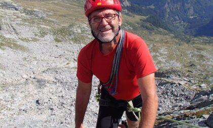 Franco Novati, la vittima dell'incidente mortale sullo Zucco Barbesino