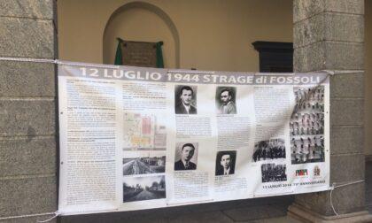 Lecco ricorda i martiri di Fossoli a Lecco e Carpi