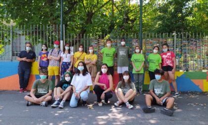 Living Land:  50 ragazzi in campo per il restyling del centro civico Pertini