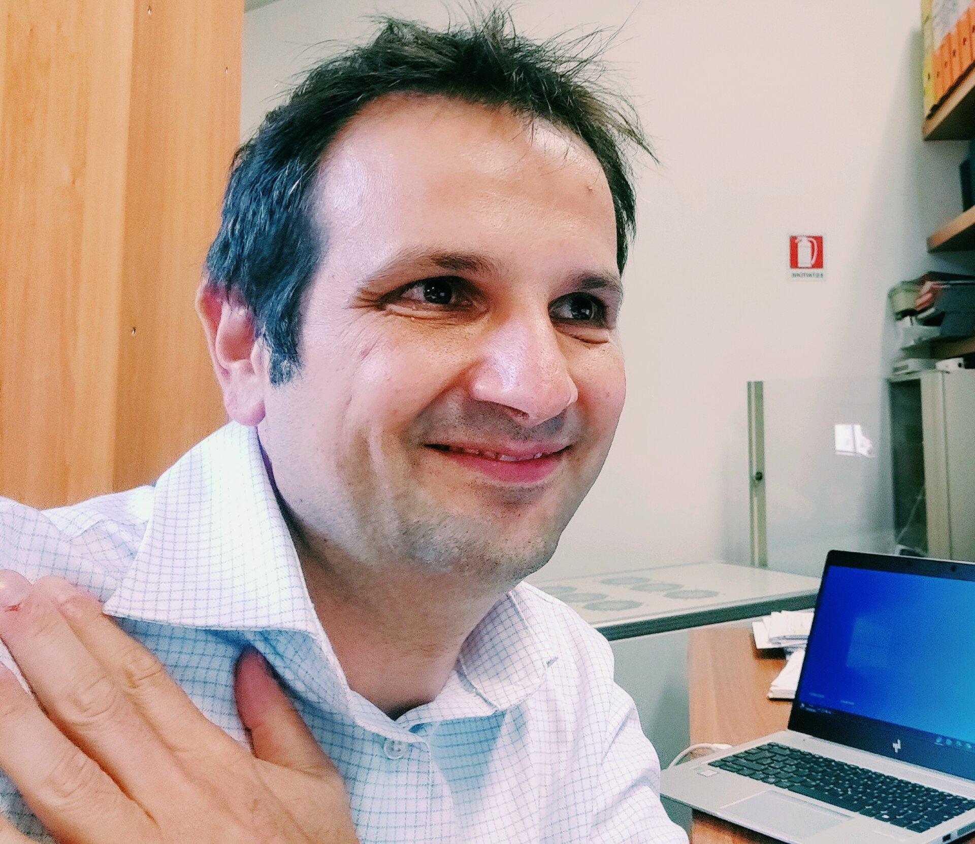 Livio Lamparelli, di Oggiono, direttore Risorse Umane
