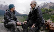 """Cinema drive-in ai Piani d'Erna: """"In cammino con Bruce Chatwin"""""""
