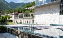 Una nuova area relax per QC Terme San Pellegrino