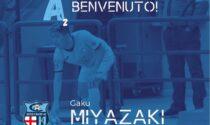 Gaku Miyazaki: il primo giapponese bluceleste!