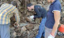 Pietra su Pietra, campo di volontariato con Legambiente