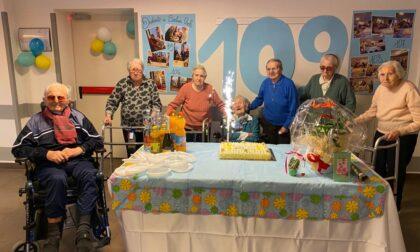 Addio a nonna Carolina che si è spenta a 109 anni