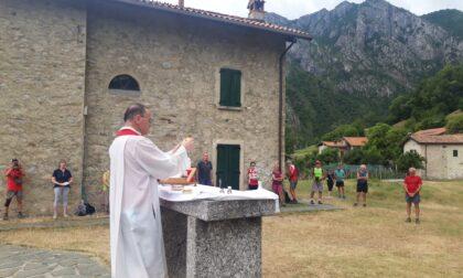 Benedetta la nuova croce di San Tomaso