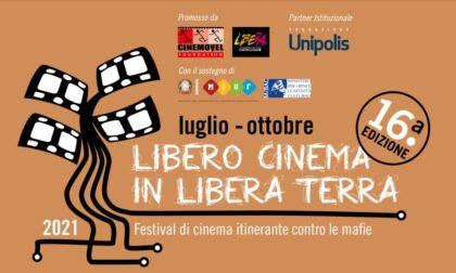 """Contro le mafie """"Libero cinema in libera terra"""""""