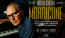 Torna il Lecco Film Fest con l'omaggio a Ennio Morricone