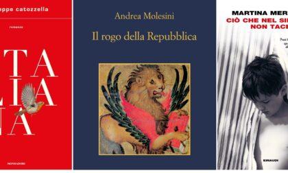Premio Manzoni:  Catozzella, Merletti e Molesini nella terna finalista