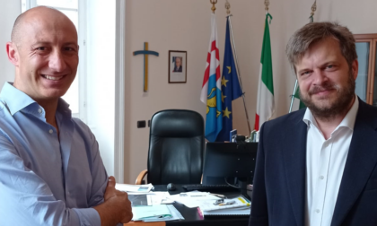 Il sindaco Gattinoni incontra  l'europarlamentare Majorino