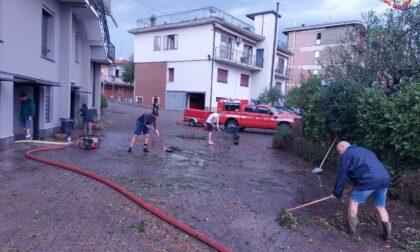 I danni del maltempo continuano in tutta la provincia LE FOTO