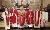 Monsignor Delpini in visita pastorale nella Valle San Martino