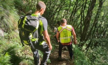 Si perdono nei boschi sopra Barzio, intervengono i soccorsi FOTO