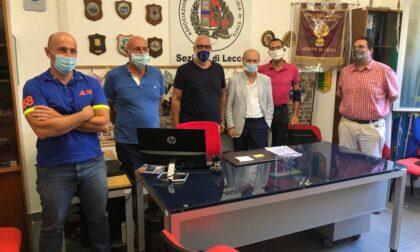 La Polizia di Stato ha il suo gruppo di Protezione civile