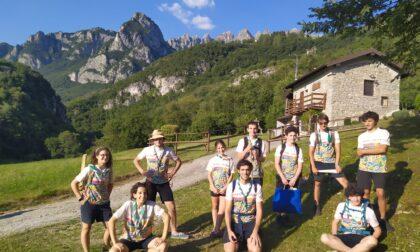 LeccoAmaLaMontagna, le prime immagini dal Sentiero Rotary