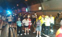 Bus in fiamme in galleria: la Regione premia gli eroi che hanno salvato 25 ragazzini