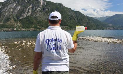 Torna la goletta dei laghi per monitorare lo stato di salute del Lario