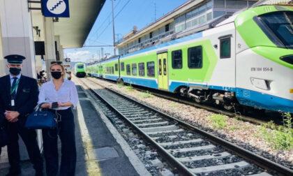 """Treni: nuova fermata dei diretti a Mandello, Terzi """"Servizio prezioso per il territorio"""""""