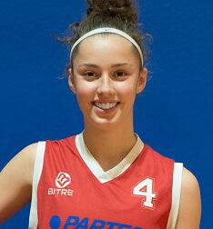 Starlight Valmadrera, Camilla Allevi è la nuova cestista in arrivo dalla Comasca