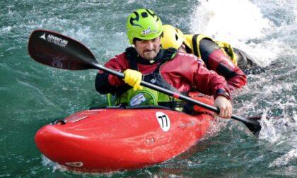 Lavorava all'ospedale di Lecco ed era istruttore di kayak il 52enne morto nel torrente