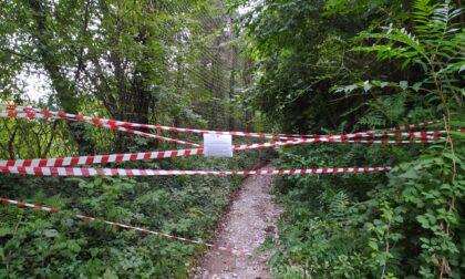 Placchette del San Martino: al via le operazioni per riaprire il sentiero dopo la frana