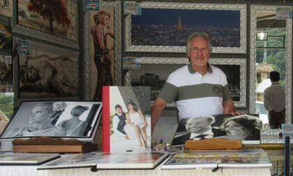 L'addio a Emilio Bolis, morto nel suo negozio