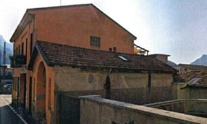 Il Comune di Lecco mette all'Asta l'x Lavatoio di Via Lamarmora