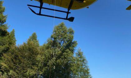 Escursionisti e fungiatt: numerosi interventi del Soccorso Alpino in Alta Valsassina