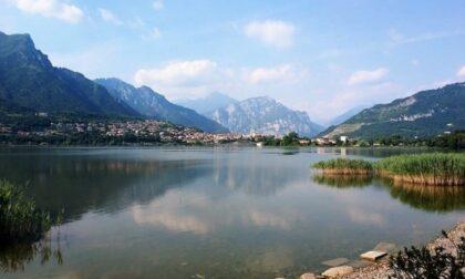 Lago di Annone: finanziato l'intervento per risanare il bacino ovest