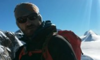 Anche il Comune di Lecco ai funerali di Marco Sordelli, precipitato in montagna