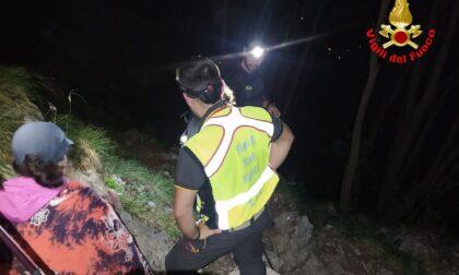 Escursionisti si perdono a Barzio: recuperati grazie alla geolocalizzazione