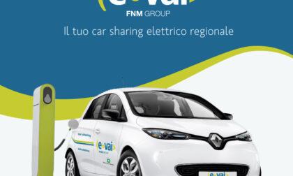 A Lecco è disponibile il servizio di car sharing elettrico e-Vai