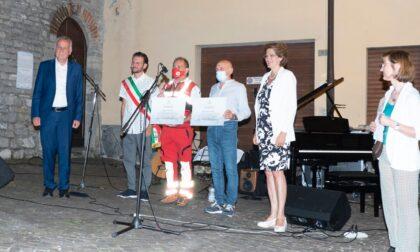 Varenna: conferite le benemerenze civiche per due nuovi cittadini onorari FOTO