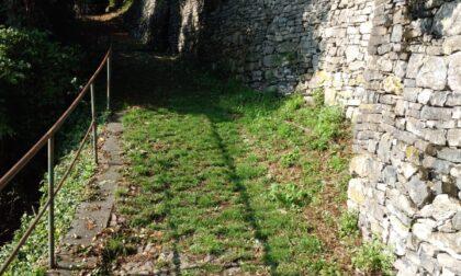 Illuminazione green per il percorso pedonale  da Fiumelatte al cimitero