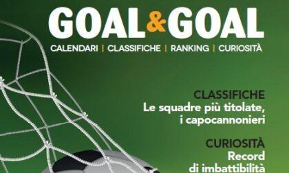 Goal&Goal magazine in regalo con il Giornale di Lecco: campionato di calcio senza segreti!