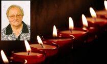 Addio a Maria Dell'Oro, instancabile volontaria