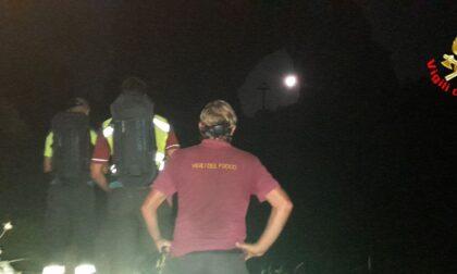 Escursionisti dispersi al Cainallo, raggiunti e salvati nel cuore della notte