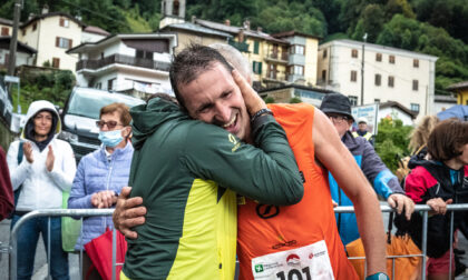 Grigne Skymarathon: il lecchese Daniel Antonioli trionfa sotto il diluvio